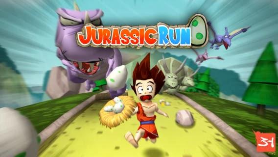 Descargar Jurassic Run v1.0.2 Apk Free (Gratis)