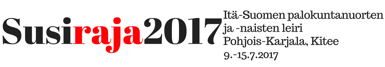 Susiraja 2017