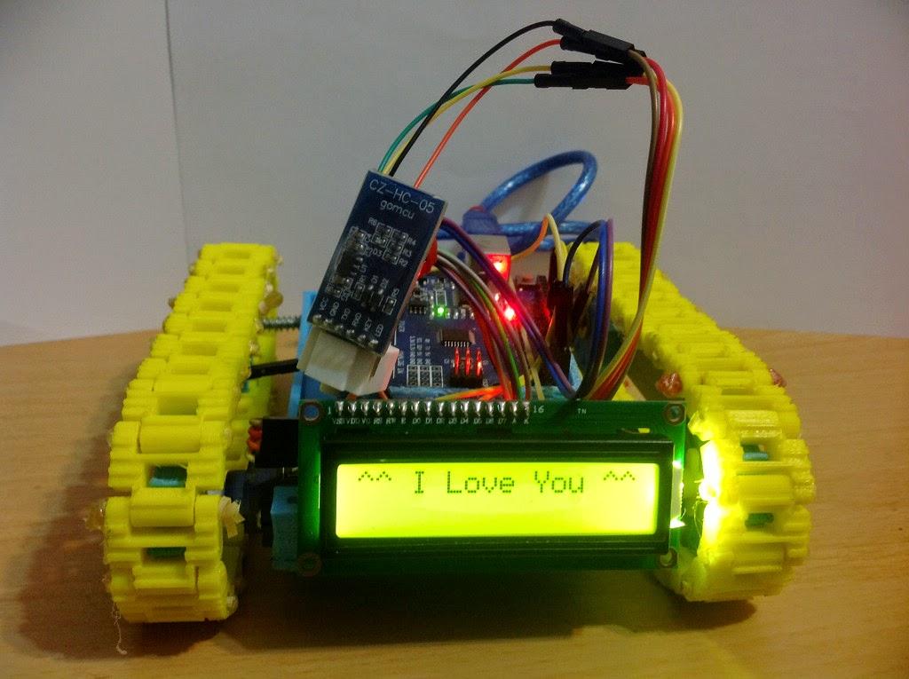Arduino : 兩個 HC-05 藍牙模組互連