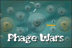 Phage Wars, juegos de bacterias y parasitos