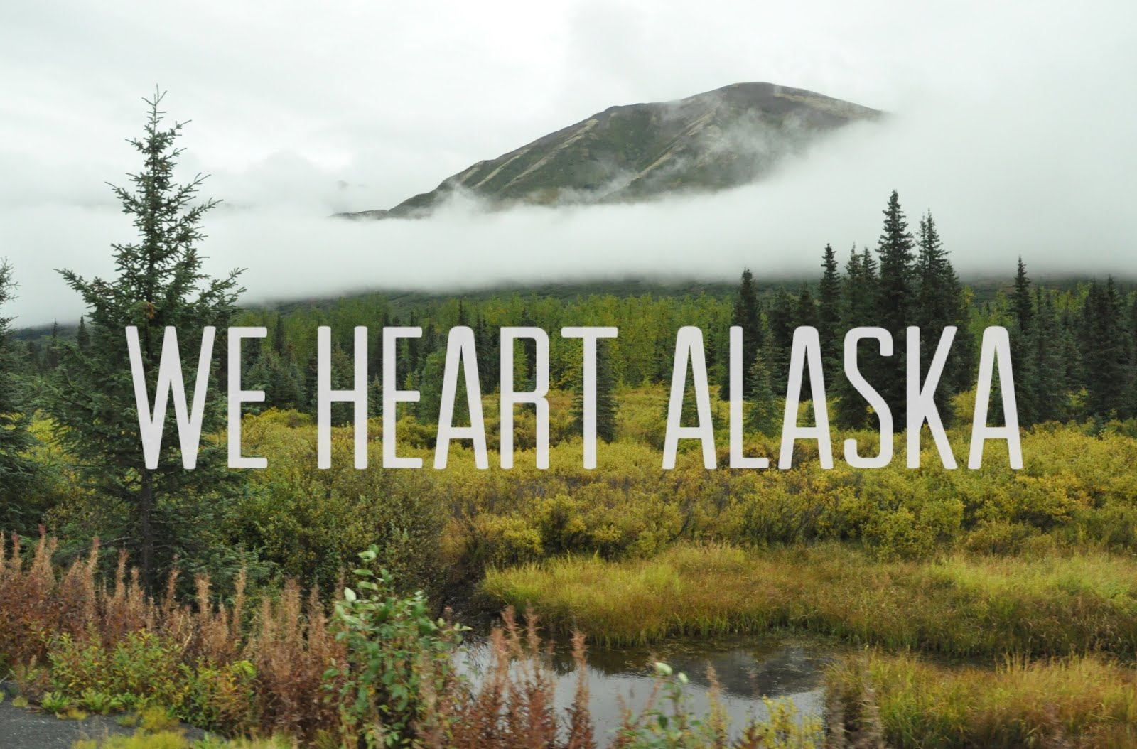 We Heart Alaska