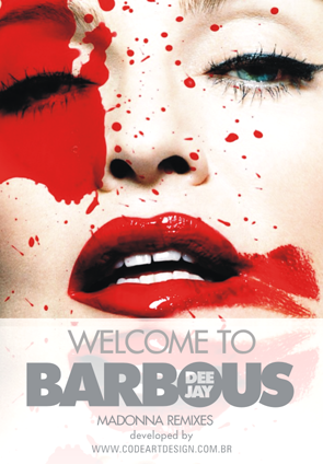WELCOME TO MDNA by BARBOUS!