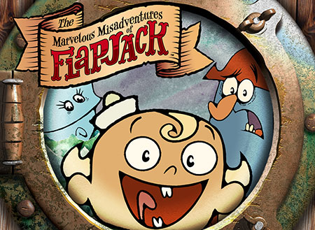 Cartoon Network Flapjack Oyunları