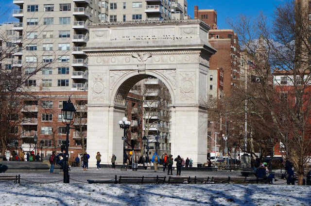 NYC Getaway, Washington Square Park - greysuede.com