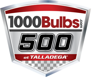 Race #31: 1000Bulbs.com 500 at Talladega