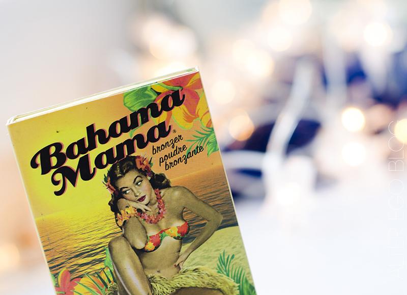 Kultowy bronzer | The Balm, Bahama Mama