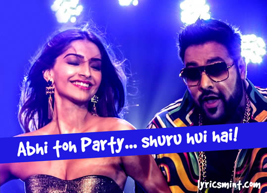 Abhi Toh Party - Khoobsurat
