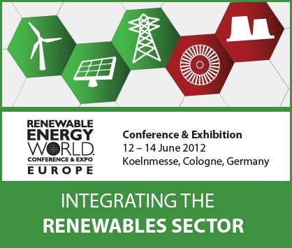 The Green Market Oracle Renewable Energy World Conference