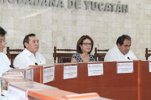 Yucatán, primer lugar nacional en participación electoral