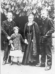 Antoine Henri Becquerel's Family