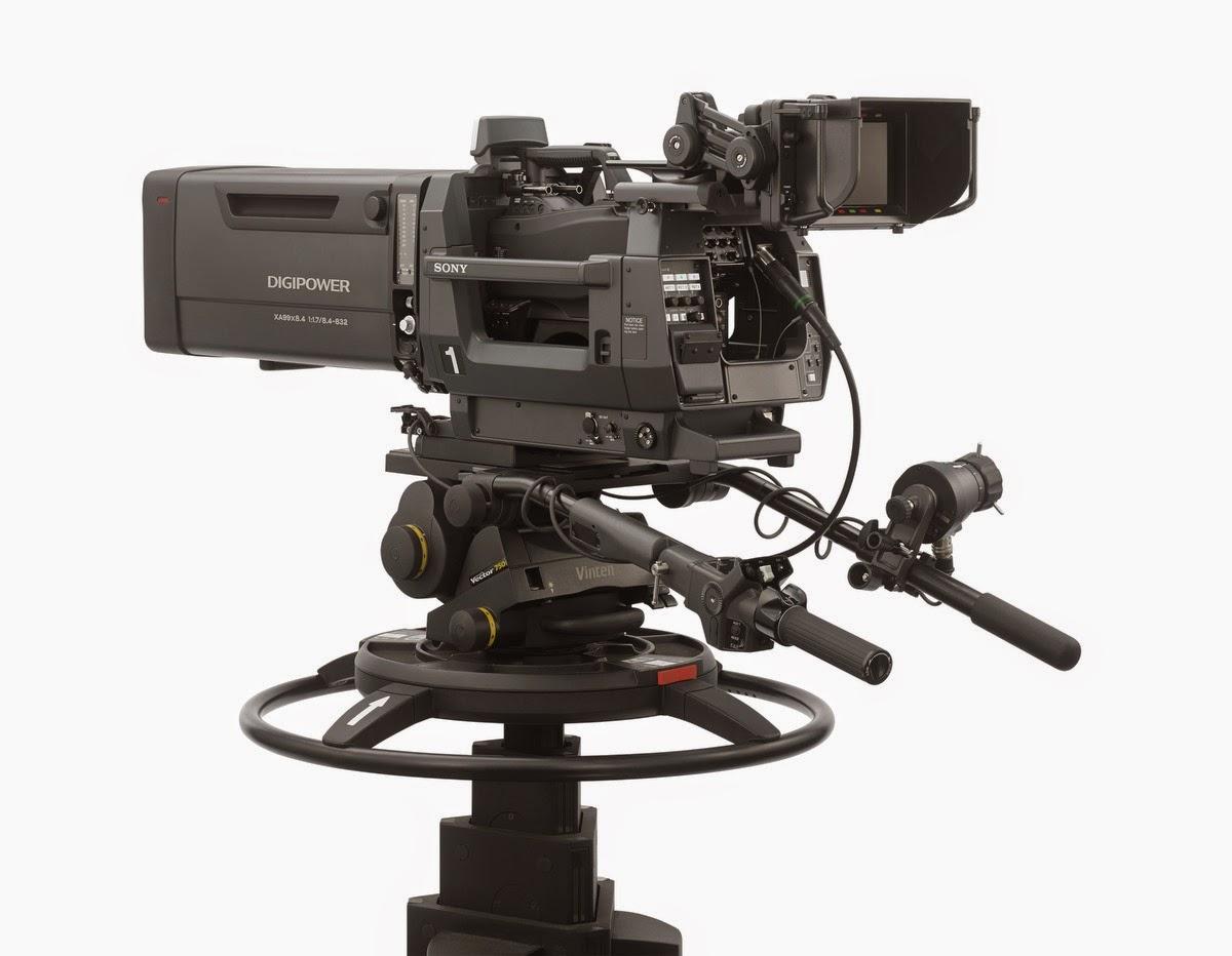 sony tv camera. sony hdc-4300 ultra hd camera tv c