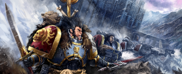 Space Wolves Warhammer 40,000 Conquest