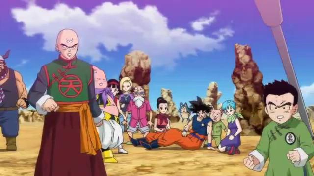 La saga de películas de Dragon Ball