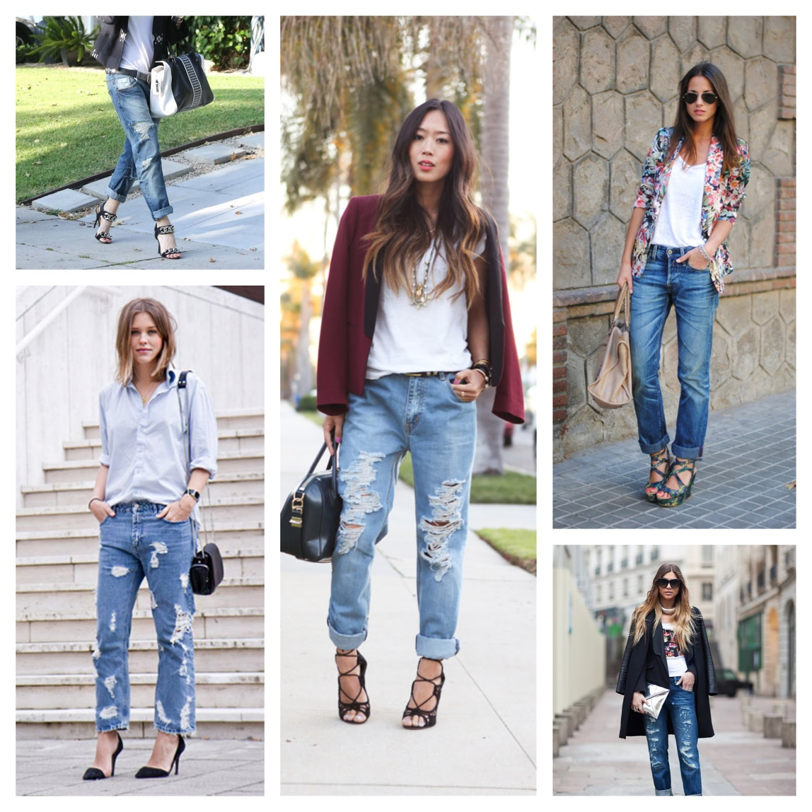 Monica Rose Boyfriend Jeans