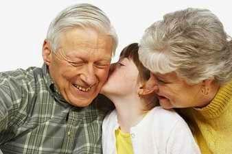 Los abuelos en los sueños