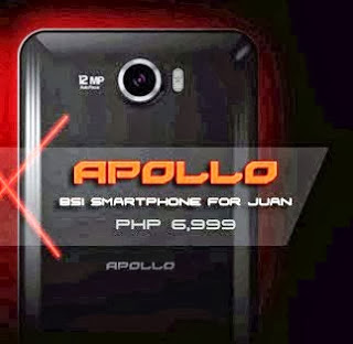 Cherry mobile apollo price