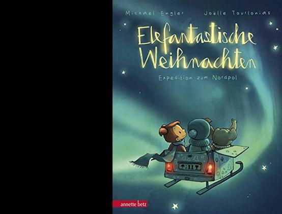 Elefantastische Weihnachten: Expedition zum Nordpol
