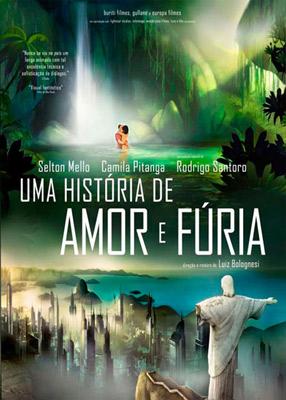 Download - Uma História de Amor e Fúria – DVDRip AVI + RMVB Nacional ( 2013 )