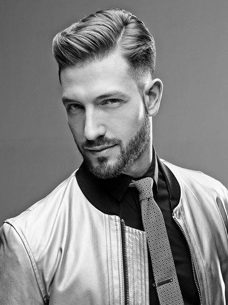 La Moda En Tu Cabello Cortes De Pelo Barba Y Bigote 2016