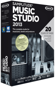MAGIX Samplitude Music Studio 2013 v19.0.1.18 Crack From Mediafire