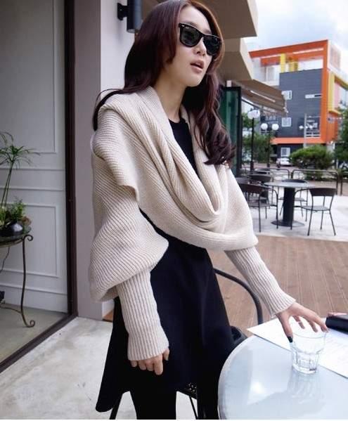 syal korea style
