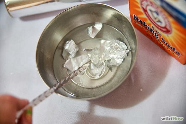 Cleaning and taking care of sterling silver jewelry on for How to clean jewelry with baking soda