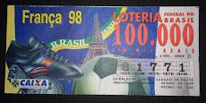 Lottery - Brasil 1998