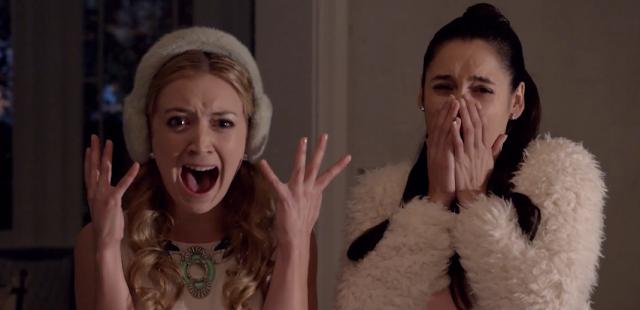 Vídeo: Entrevistas al equipo con nuevas escenas de 'Scream Queens'