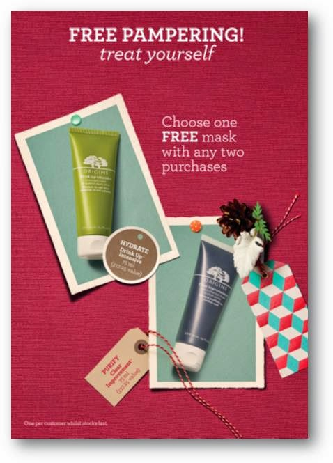 Free Origins Face Mask