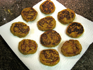 Vegan Falafel Sliders Chloe's Kitchen