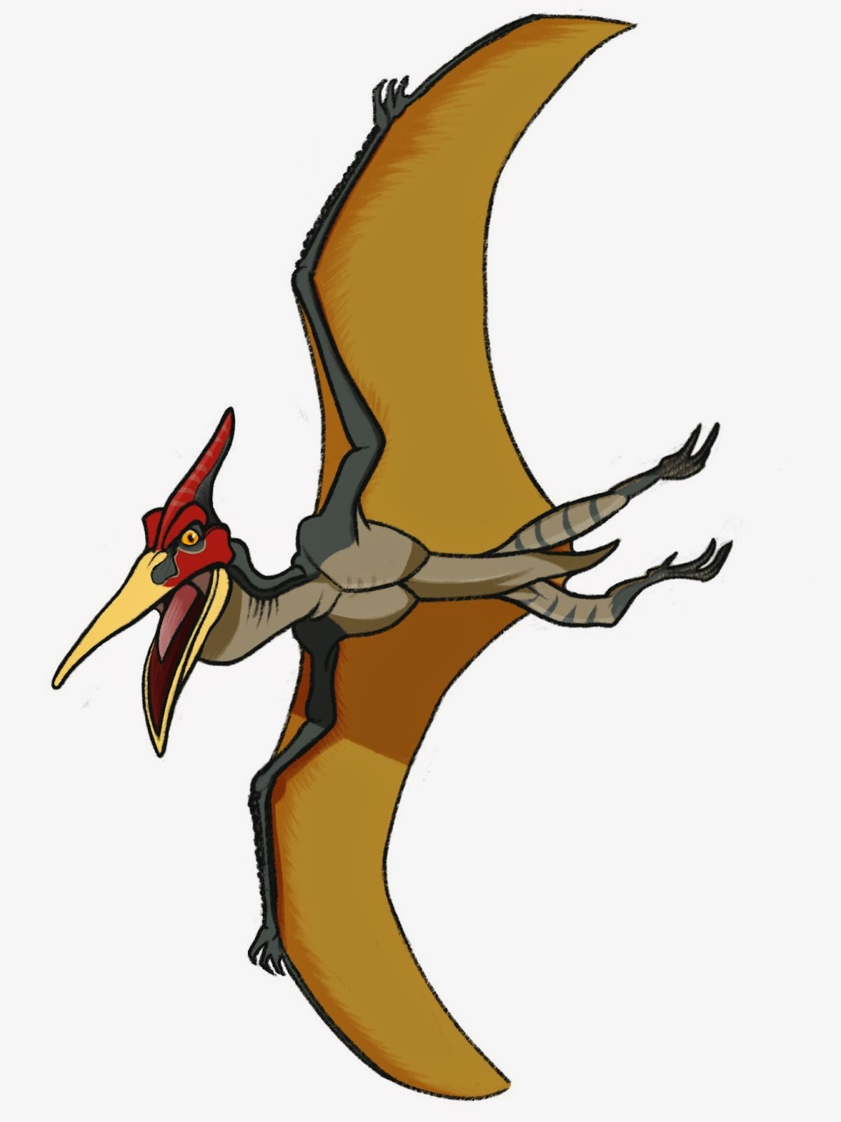 Pteranodon from Jurassic World