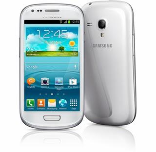 Spesifikasi Samsung I8190 Galaxy S III Mini