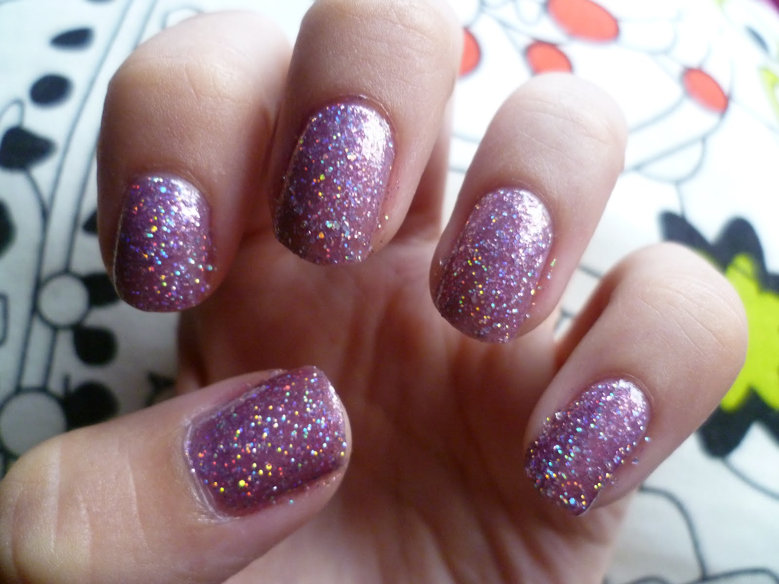 The Colour Carousel: UK Beauty Blog: Nail of the Day: Bourjois ...