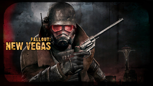 Fallout New Vegas title screen