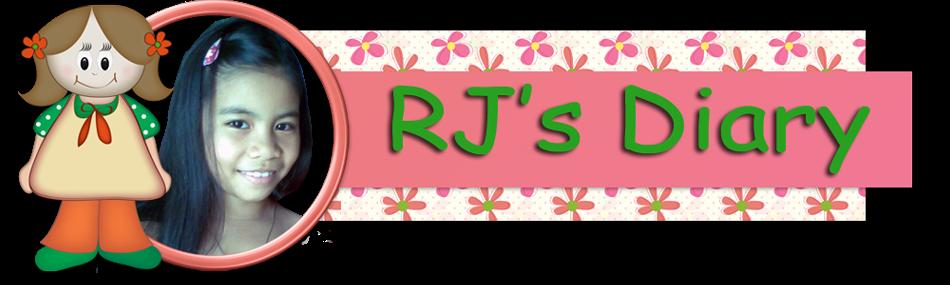 RJs Diary