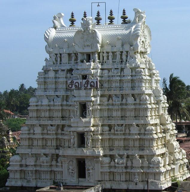 Rameshwaram Ramanathaswamy Temple
