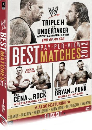 مشاهدة عرض WWE Best Pay Per View Matches 2012 مباشرة مترجم يوتيوب اون لاي