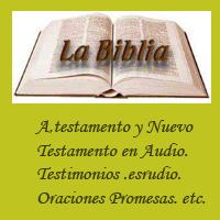 UN PANORAMA GENERAL DE LA BIBLIA