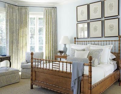 Michael S. Smith bedroom