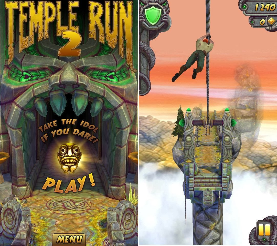 DTC Mobile GT15 Astroid Fiesta Temple Run 2