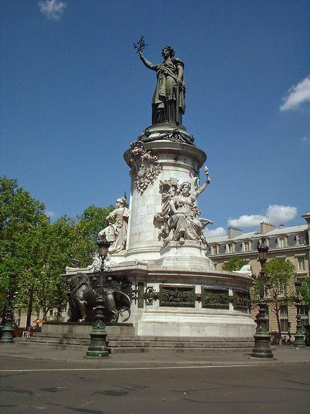 http://en.wikipedia.org/wiki/Place_de_la_R%C3%A9publique