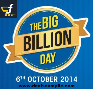 The Big Billion Day - The Greatest Sale Ever at Flipkart