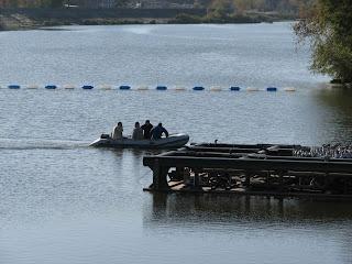 Демонтаж фонтану у Вінниці