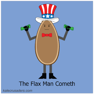 The Flax Man Cometh