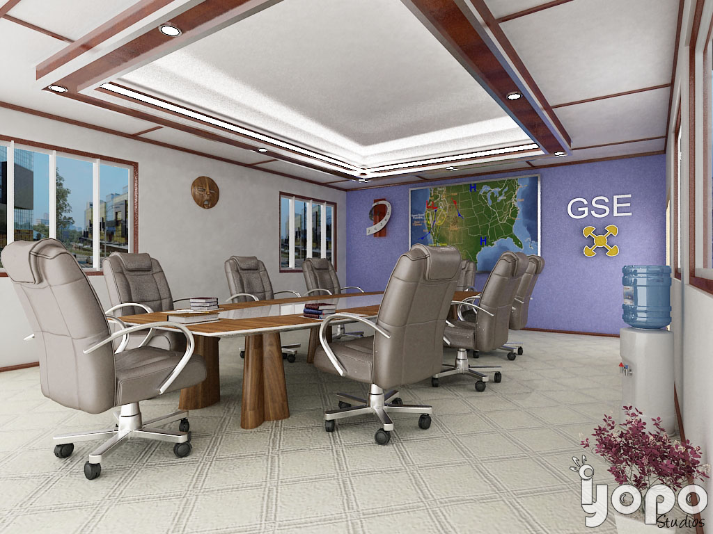 Yopostudios ghana stock exchange interiors for Interior decoration ghana