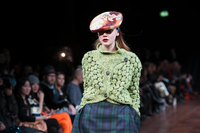 Vivienne Westwood Anglomania 2013/14- Copenhagen show