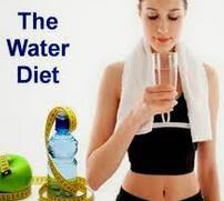 air yang harus dikonsumsi untuk menurunkan berat badan
