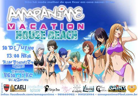 Amapanime Vacation House Beach