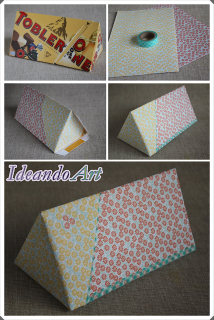 Tutorial decorar caja