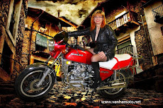 <b>Honda CX 500</b> &amp; <br> <b>BMW K75</b> -blogi